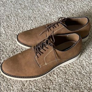 Madden M-DAVID Brown Shoes Size 9.5